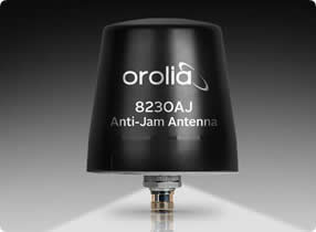 Orolia 8230AJ GPS/GNSS Anti-Jam Outdoor Antenna