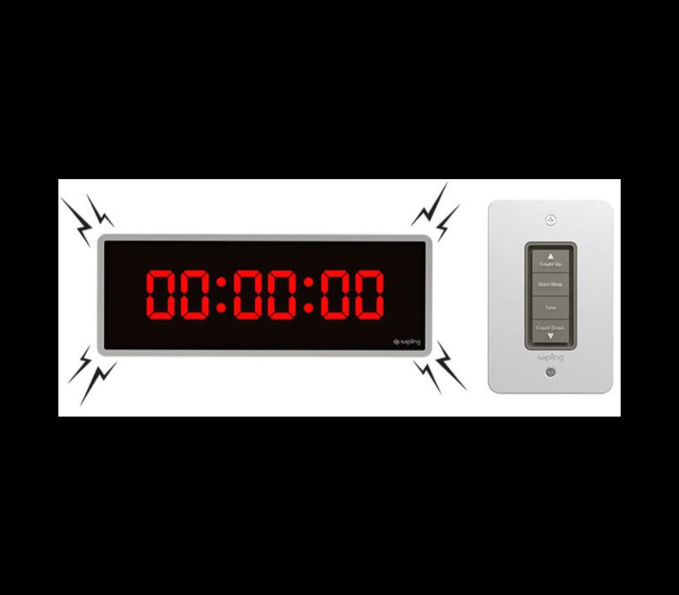 Buzzer for 3300 Series Digital Clock