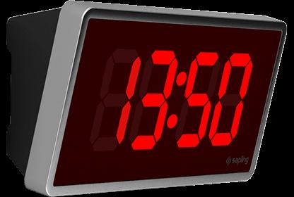 Sapling Digital Clocks