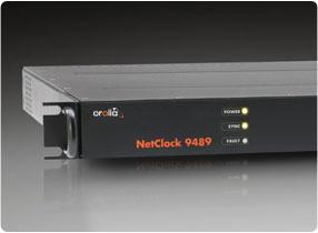 NetClock GPS NTP Server
