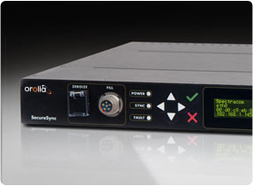 SecureSync SAASM GPS Clock