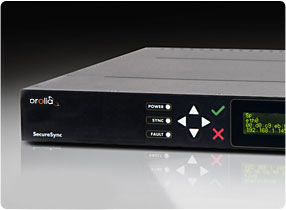 SecureSync Time and Frequency Reference System