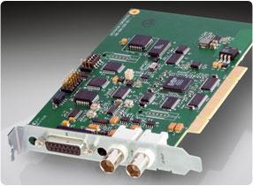 TPRO/TSAT PCI Card Timecode Processors