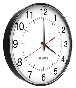 Analog WiFi clock